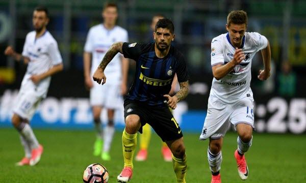 Bóng đá - Inter Milan vs Sampdoria 02h45 ngày 24/02