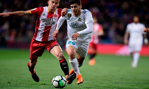 Real Madrid vs Girona 18h00 ngày 17/02