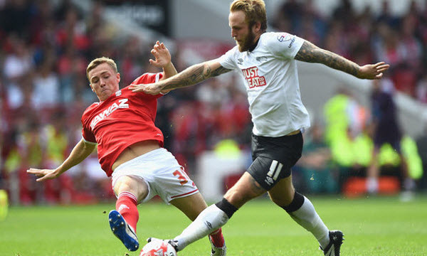 Bóng đá - Derby County vs Middlesbrough 22h00 ngày 01/01
