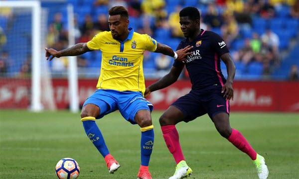 Bóng đá - Las Palmas vs Deportivo La Coruna 14/10/2019 02h00