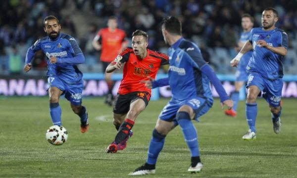 Dự đoán nhận định Getafe vs Real Sociedad 19h00 ngày 15/12