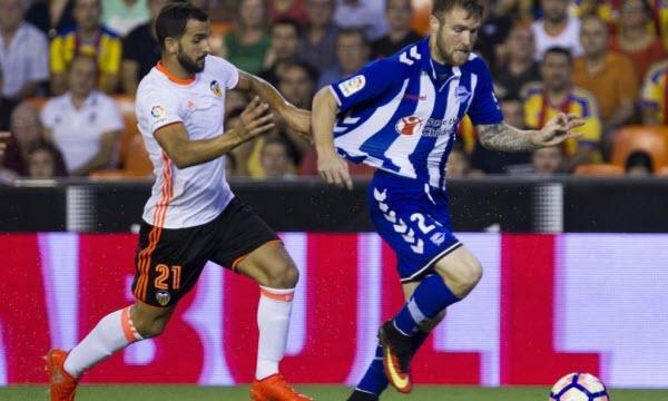 Thông tin trước trận Alaves vs Valencia