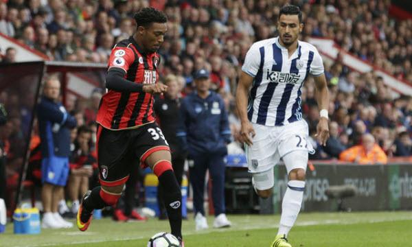 Bóng đá - AFC Bournemouth vs West Bromwich 1h45 ngày 7/8