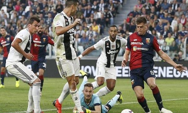 Bóng đá - Genoa vs Juventus 26/03/2020 00h00