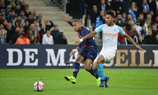 Bóng đá - Marseille vs Paris Saint Germain 23/03/2020 03h00