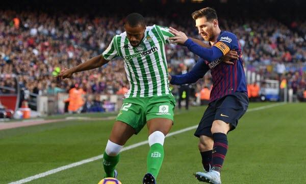 Bóng đá - Real Betis vs Barcelona 02h45 ngày 18/03