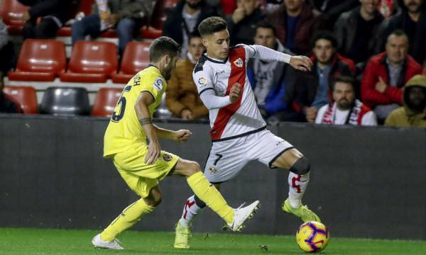 Bóng đá - Villarreal vs Rayo Vallecano 00h30 ngày 18/03