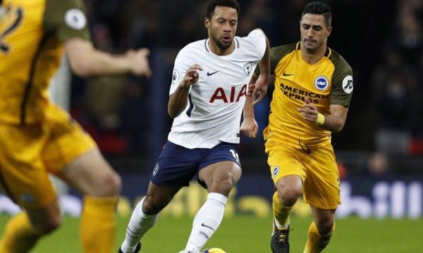 Bóng đá - Brighton & Hove Albion vs Tottenham Hotspur 01h45, ngày 18/04