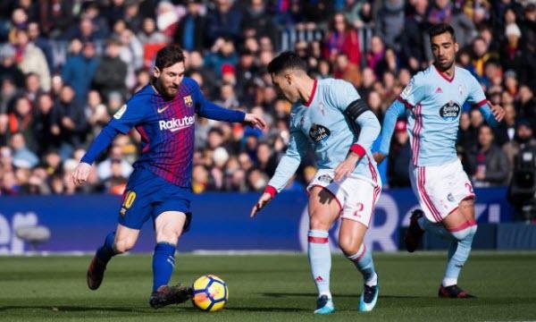 Bóng đá - Barcelona vs Celta Vigo 23/12/2018 00h30