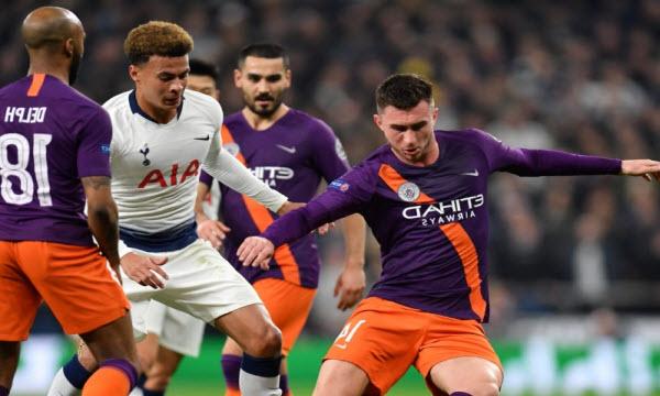 Bóng đá - Manchester City vs Tottenham Hotspur 02h00 ngày 18/04