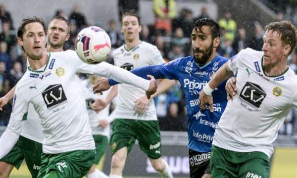 Bóng đá - Halmstads vs AFC United 22h30, ngày 17/06
