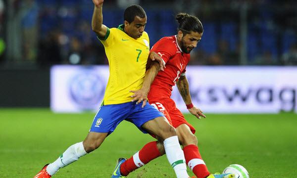 Bóng đá - Brazil vs Thụy Sỹ 01h00, ngày 18/06