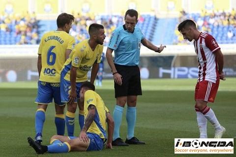 Bóng đá - Almeria vs Las Palmas 14/02/2021 22h00