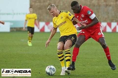 Bóng đá - Mainz 05 vs Borussia Dortmund 23h ngày 16/5