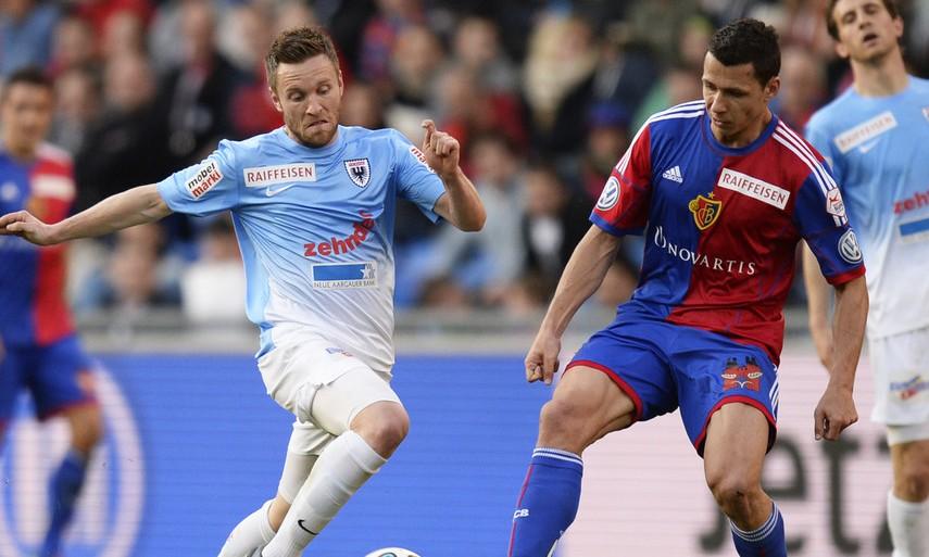 Bóng đá - Basel vs Aarau 21h00 ngày 11/01
