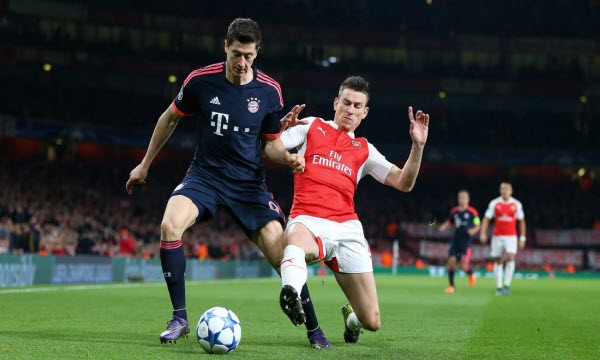 Bóng đá - Arsenal vs Bayern Munich 10h00 ngày 18/07