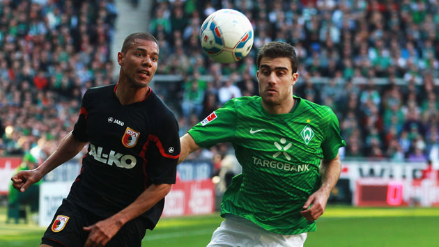 Bóng đá - Werder Bremen vs Augsburg: 20h30, ngày 17/08