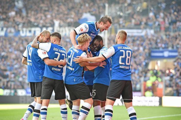 Bóng đá - 1. Magdeburg vs Arminia Bielefeld 01h30, ngày 18/09