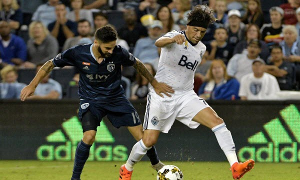 Vancouver Whitecaps FC vs Sporting Kansas City 09h00 ngày 18/10