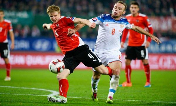 Bóng đá - Áo vs Thụy Sỹ 02h45, ngày 18/11