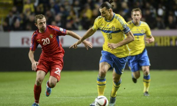 Bóng đá - Đan Mạch vs Thụy Điển 02h45, ngày 18/11