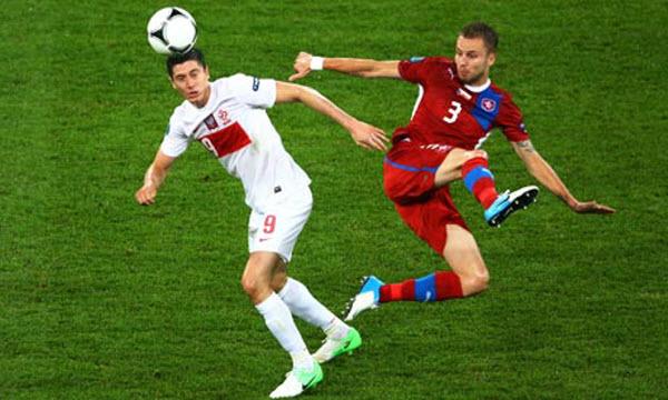 Bóng đá - Ba Lan vs Séc 02h45, ngày 18/11