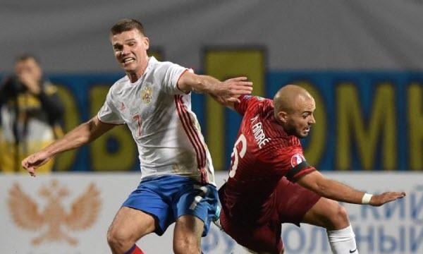 Bóng đá - Nga vs Croatia 22h59, ngày 17/11