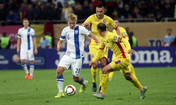 Bóng đá - Romania vs Lithuania 02h45 ngày 18/11