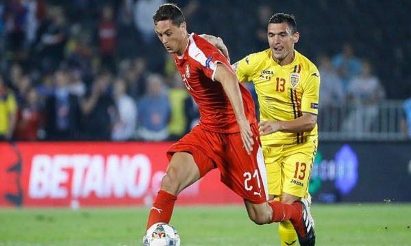 Bóng đá - Serbia vs Montenegro 21h00 ngày 17/11