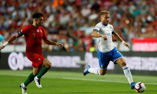 Bóng đá - Italy vs Bồ Đào Nha 02h45 ngày 18/11