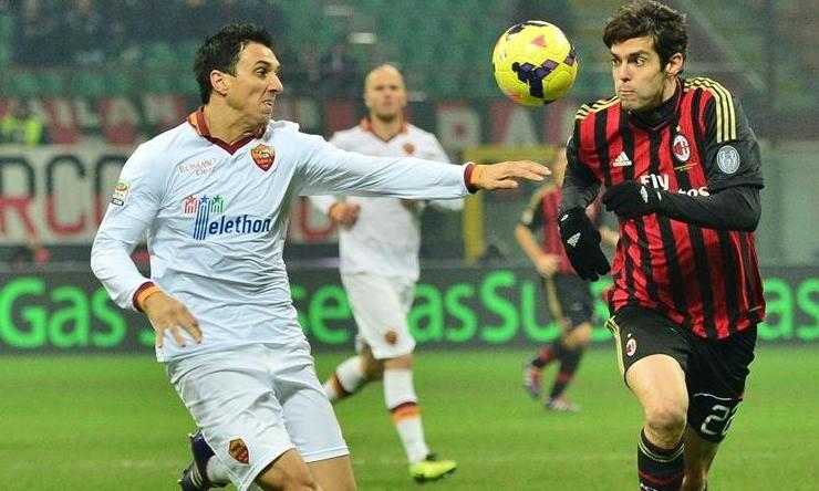 Bóng đá - Milan 2-2 Roma: 90 phút đầy hấp dẫn tại San Siro