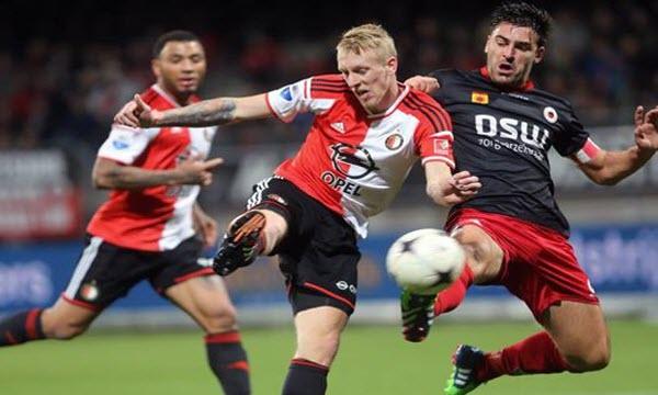 Bóng đá - Feyenoord Rotterdam vs PSV Eindhoven 20h30 ngày 15/12