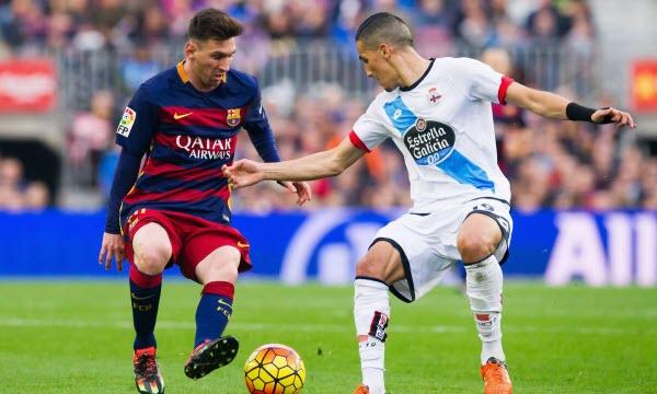 Bóng đá - Barcelona vs Deportivo La Coruna 02h45, ngày 18/12