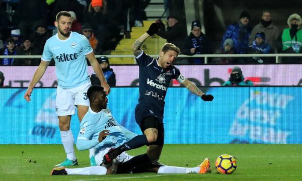 Bóng đá - Lazio vs Atalanta 05/05/2019 20h00