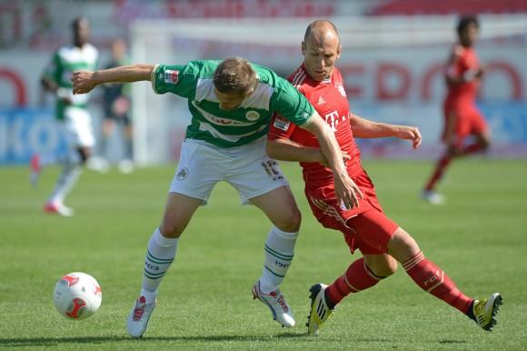 Greuther Furth vs Bayern Munich 1h30 ngày 25/9