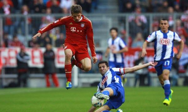 Bóng đá - Hoffenheim vs Bayern Munich 02h30 ngày 19/01