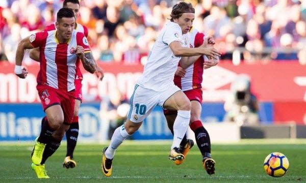 Bóng đá - Real Madrid vs Girona 02h45, ngày 19/03