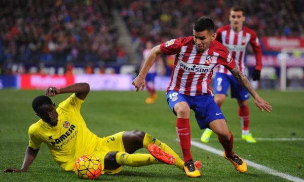 Bóng đá - Villarreal vs Atletico Madrid 00h30, ngày 19/03