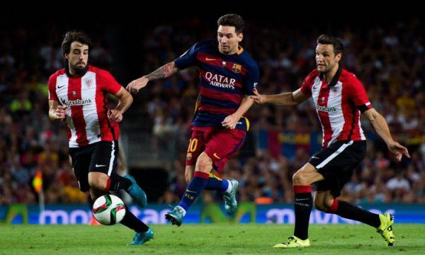 Barcelona vs Athletic Bilbao 22h15, ngày 18/03
