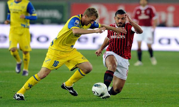 Bóng đá - AC Milan vs Chievo 21h00, ngày 18/03