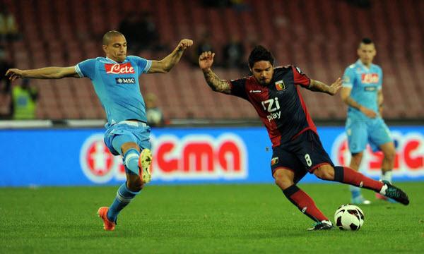 Bóng đá - Napoli vs Genoa 02h45, ngày 19/03