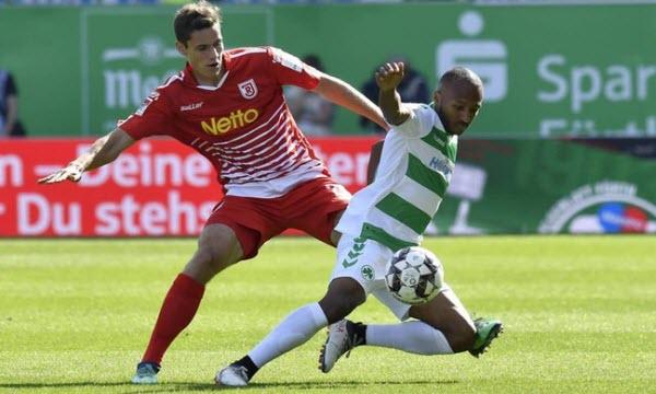 Bóng đá - SSV Jahn Regensburg vs Greuther Furth 02h30 ngày 19/03