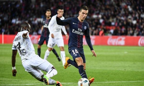 Bóng đá - Caen vs Paris Saint Germain 02h05, ngày 19/04