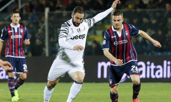 Bóng đá - Crotone vs Juventus 01h45, ngày 19/04