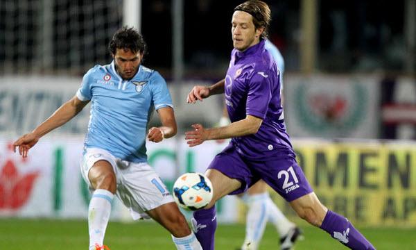 Bóng đá - Fiorentina vs Lazio 01h45, ngày 19/04