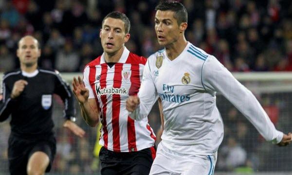 Bóng đá - Real Madrid vs Athletic Bilbao 02h30, ngày 19/04