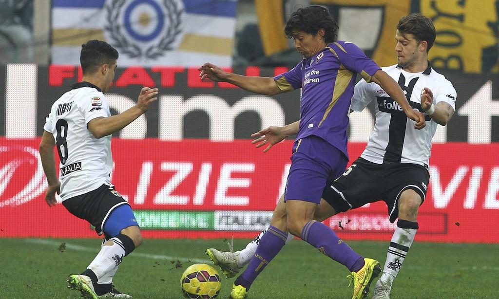 Bóng đá - Fiorentina vs Parma 21h00 ngày 26/12
