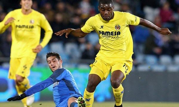 Bóng đá - Getafe vs Villarreal 21h15 ngày 18/05