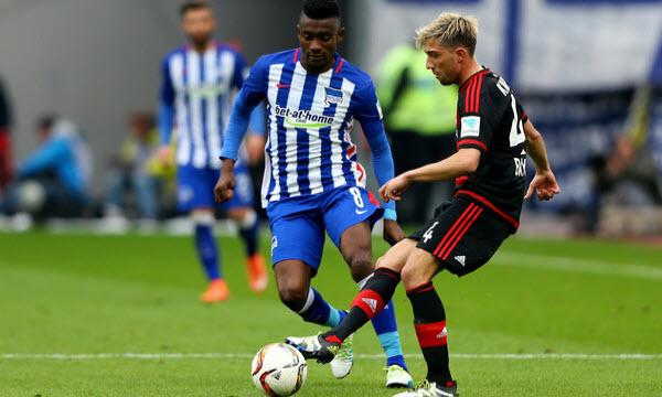 Bóng đá - Hertha Berlin vs Bayer Leverkusen 20h30 ngày 18/05