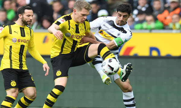 Bóng đá - Monchengladbach vs Borussia Dortmund 20h30 ngày 18/05